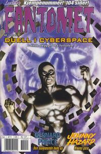 Cover Thumbnail for Fantomet (Hjemmet / Egmont, 1998 series) #5/2007
