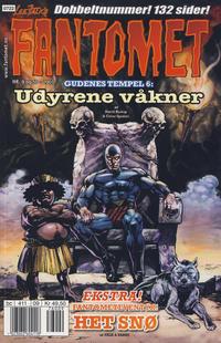 Cover Thumbnail for Fantomet (Hjemmet / Egmont, 1998 series) #9-10/2007