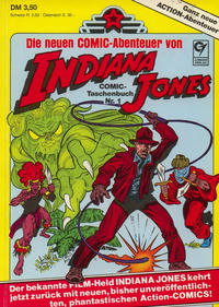 Cover Thumbnail for Indiana Jones (Condor, 1986 series) #1
