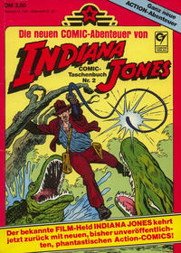 Cover Thumbnail for Indiana Jones (Condor, 1986 series) #2