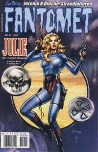 Cover Thumbnail for Fantomet (Hjemmet / Egmont, 1998 series) #12/2007