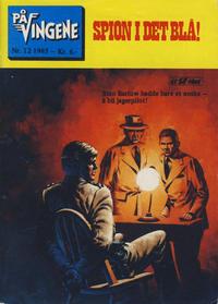 Cover Thumbnail for På Vingene (Serieforlaget / Se-Bladene / Stabenfeldt, 1963 series) #12/1985