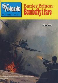 Cover Thumbnail for På Vingene (Serieforlaget / Se-Bladene / Stabenfeldt, 1963 series) #3/1986