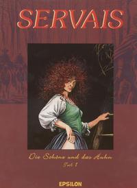 Cover Thumbnail for Die Schöne und das Huhn (Epsilon, 2004 series) #1 - Die Schöne und das Huhn - Teil 1