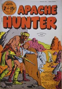 Cover Thumbnail for Apache Hunter (Creative Pictorials, 1954 series) #[nn]
