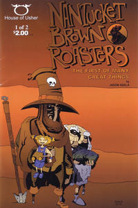 Cover Thumbnail for Nantucket Brown Roasters - The First of Many Great Things (House of Usher, 2002 series) #1