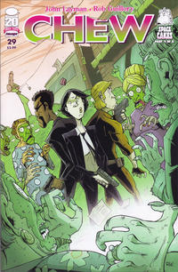 Cover Thumbnail for Chew (Image, 2009 series) #29