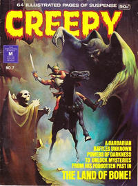 Cover Thumbnail for Creepy (K. G. Murray, 1974 series) #7