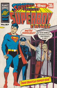 Cover Thumbnail for Superman Presents Superboy Comic (K. G. Murray, 1976 ? series) #97