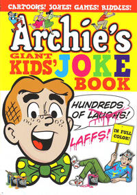 Cover Thumbnail for Archie's Giant Kids' Joke Book (Archie, 2012 series)