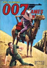 Cover Thumbnail for 007 James Bond (Zig-Zag, 1968 series) #59