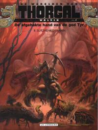 Cover Thumbnail for De werelden van Thorgal - Wolvin (Le Lombard, 2011 series) #2 - De afgehakte hand van de god Tyr