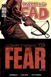 Cover Thumbnail for The Walking Dead (Image, 2003 series) #101