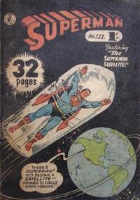 Cover Thumbnail for Superman (K. G. Murray, 1947 series) #122