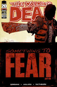 Cover Thumbnail for The Walking Dead (Image, 2003 series) #102