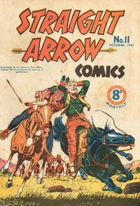 Cover Thumbnail for Straight Arrow Comics (Magazine Management, 1950 series) #11