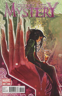 Cover Thumbnail for Journey into Mystery (Marvel, 2011 series) #641