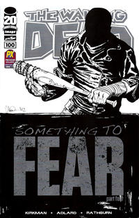 Cover for The Walking Dead (Image, 2003 series) #100 [Cover I]