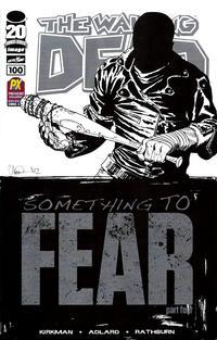 Cover Thumbnail for The Walking Dead (Image, 2003 series) #100 [SDCC 2012 Retailer Exclusive Charlie Adlard Regular Sketch Cvr]