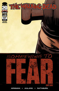 Cover Thumbnail for The Walking Dead (Image, 2003 series) #97 [2nd Printing]