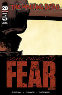 Cover Thumbnail for The Walking Dead (Image, 2003 series) #98 [2nd Printing]