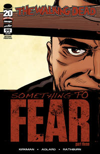 Cover Thumbnail for The Walking Dead (Image, 2003 series) #99 [Second Printing]