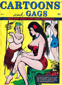Cover Thumbnail for Cartoons and Gags (Marvel, 1959 series) #v4#5