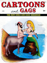Cover Thumbnail for Cartoons and Gags (Marvel, 1959 series) #v5#3