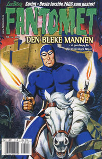 Cover Thumbnail for Fantomet (Hjemmet / Egmont, 1998 series) #14/2007