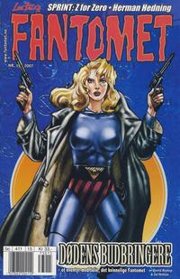 Cover Thumbnail for Fantomet (Hjemmet / Egmont, 1998 series) #15/2007