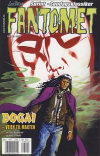 Cover Thumbnail for Fantomet (Hjemmet / Egmont, 1998 series) #20/2007