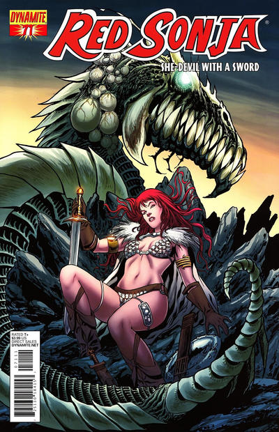 Cover for Red Sonja (Dynamite Entertainment, 2005 series) #71