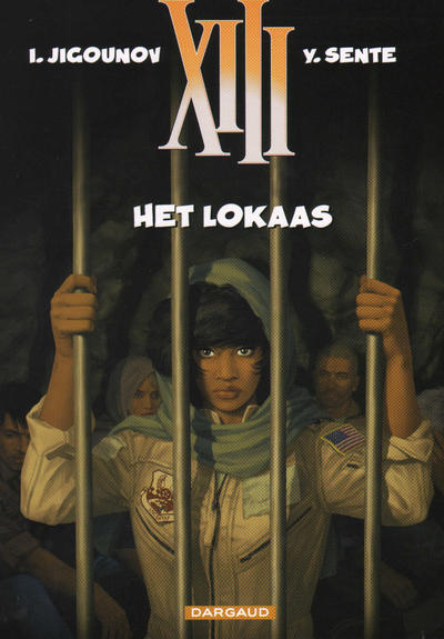 Cover for XIII (Dargaud Benelux, 1984 series) #21 - Het lokaas