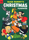 Cover for Bugs Bunny's Christmas Funnies (Dell, 1950 series) #4 [30¢ edition]