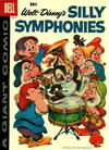 Cover Thumbnail for Silly Symphonies (1952 series) #8 [25¢ edition]