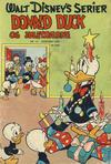 Cover for Walt Disney's serier (Hjemmet / Egmont, 1950 series) #12/1955