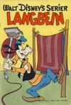 Cover for Walt Disney's serier (Hjemmet / Egmont, 1950 series) #4/1956