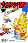 Cover for Simpsons Comics (Bongo, 1993 series) #196