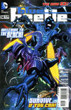 Cover for Blue Beetle (DC, 2011 series) #14