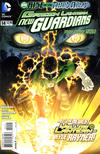 Cover for Green Lantern: New Guardians (DC, 2011 series) #14