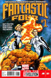 Cover Thumbnail for Fantastic Four (2013 series) #1