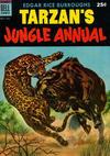 Cover Thumbnail for Edgar Rice Burroughs' Tarzan's Jungle Annual (1952 series) #3 [25¢]