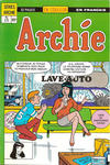 Cover for Archie (Editions Héritage, 1971 series) #171