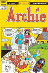 Cover for Archie (Editions Héritage, 1971 series) #178