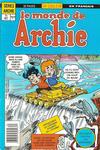 Cover for Le Monde de Archie (Editions Héritage, 1979 series) #62