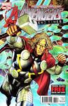Cover for Avengers (Marvel, 2010 series) #34
