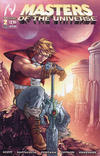 Cover for Masters of the Universe (MVCreations, 2004 series) #2