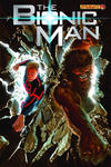 Cover for Bionic Man (Dynamite Entertainment, 2011 series) #14 [Cover A (Main) Alex Ross]