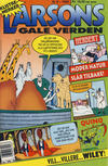 Cover for Larsons gale verden (Bladkompaniet / Schibsted, 1992 series) #8/1994
