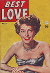 Cover for Best Love (Bell Features, 1951 series) #35